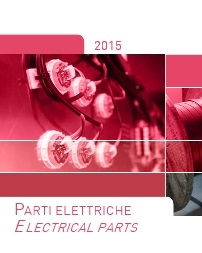 Catalogo parti elettriche 2015 | Electrical parts catalogue 2015